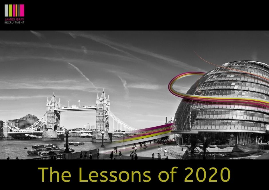 The Lessons of 2020