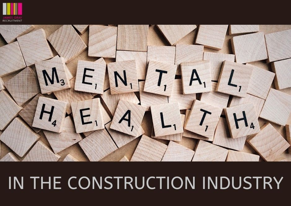 Mental Health in Construction. Can Recruiters Help?